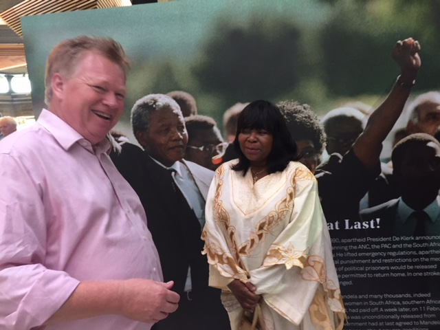 Oliver Tambo's daughter Temba Tambo, South African High Commissioner